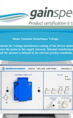 Mains-Terminal-Disturbance-Voltage