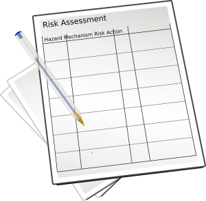 Risk assessment gainspeed