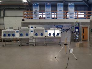 EMC on-site testing